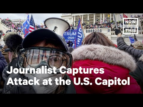Evidence the U.S. Capitol Attack Trump inspires Insurrection