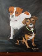 My two Doggies