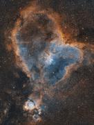IC 1805 Hjärtat SHO