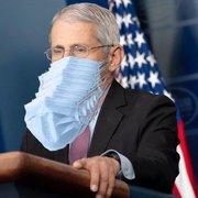 Fauci announces 10 mask minimum 2 guard against the boogy woogy flu
