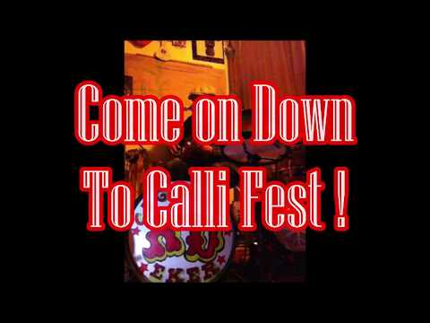 Come on Down to Calli Fest       BCB One man Band 2019