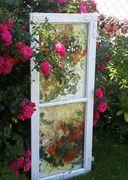 Fenster im Garten