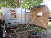 Camper Gutted