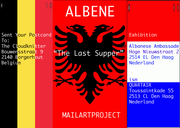 "MAIL ART PROJECT ""ALBENE"""