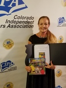 Colorado Independent Publishers Association EVVY Award!