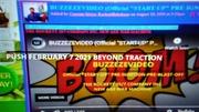 BUZZEZEVIDEO BOOM OFFICIAL START-UP THE ROCKETT 25/7 COMPANY INC. PIC