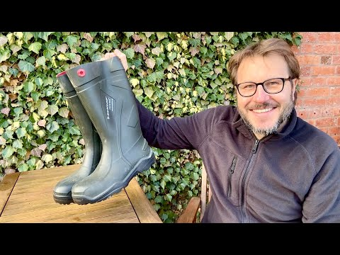 Hoggs of Fife Dunlop Purofort Plus Wellington Boot Review (2021)