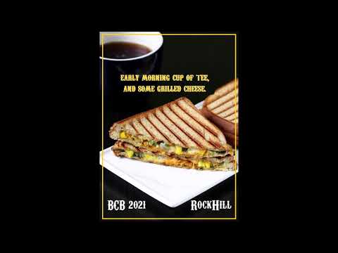 Early Morning cup of tee,and some Grilled cheese   A D Eker 2021