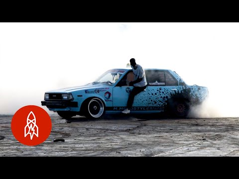Meet the Car Spinners of South Africa