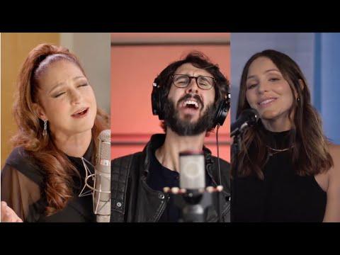 Kat McPhee, Celine Dion, Josh Groban & more sing 'SMILE'