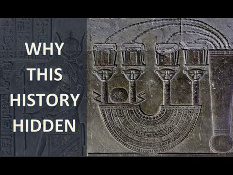Electric Geology and Purposely Covered Up History (DOCUMENTARY)