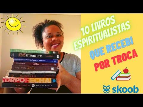 TROCAS NA REDE SOCIAL SKOOB: Livros espiritualistas recebidos em Janeiro 2021