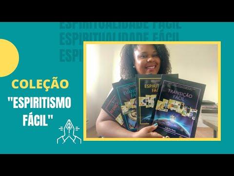 COLEÇÃO ESPIRITISMO FÁCIL (Luis Hu Rivas) Editora Boa Nova