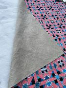 On Ringo Lake-Back and top quilting