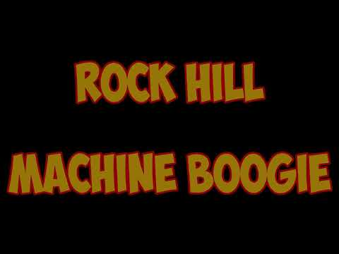 Rock Hill Machine Boogie           A .D .  Eker        2021