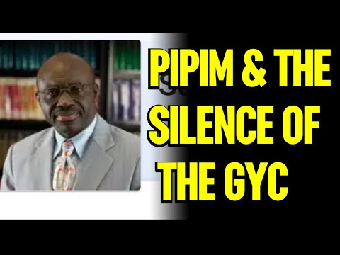 Samuel Pipim and the Silence of the GYC