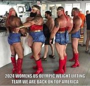 2024 Womens US Olympic Weight Lifting Team