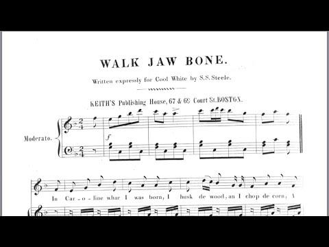 Walk Jaw Bone