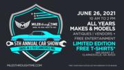 5th Annual Miles Through Time Car Show, Clarksville, GA