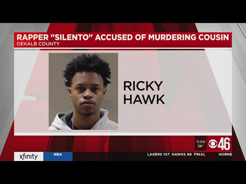Rapper Silento charged in cousin's homicide