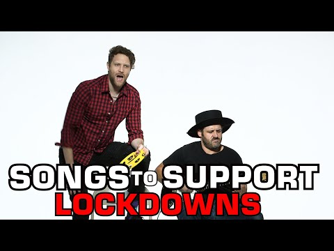 Feminist Band Supports The Lockdowns