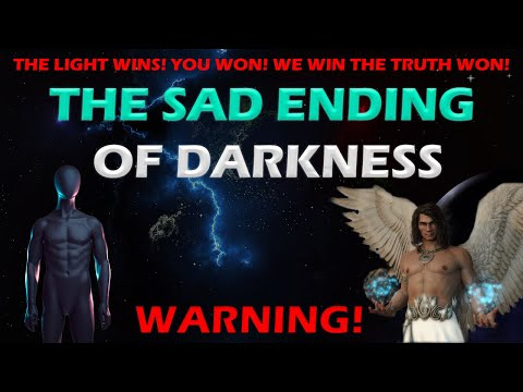 THE SAD ENDING OF DARKNESS