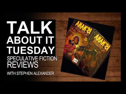Talk About It Tuesday 1-22 Is'Nana The Werespider Vol 2 or 3.