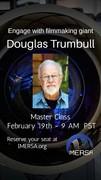 Douglas Trumbull IMERSA Master Class of 2021