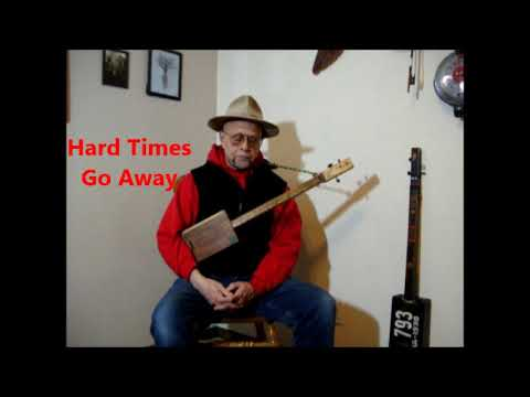 Hard Times Go Away ~ by me