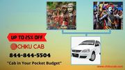 One Way Taxi from Chandigarh to Haridwar-Chiku Cab