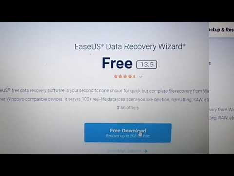 How to Recover free your delete data from USB flash memory card hard disk