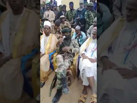 Clerics hold meeting with Bandits in Zamfara, begs them to repent.