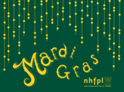 NHFPL Mardi Gras Fundraiser