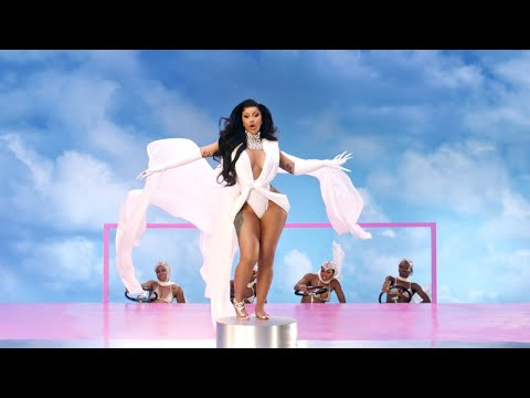 Cardi B - Up [Official Music Video]