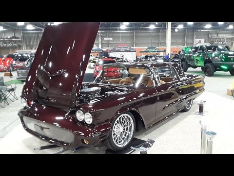 Ford Thunderbird 1955,1957,1960 Custom, 1965, 1966, Apollo and More Tbird
