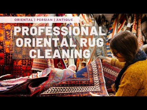 Professional Oriental Rug Cleaning, Hand Woven & hand knotted rugs experts | Flat Rate Carpet