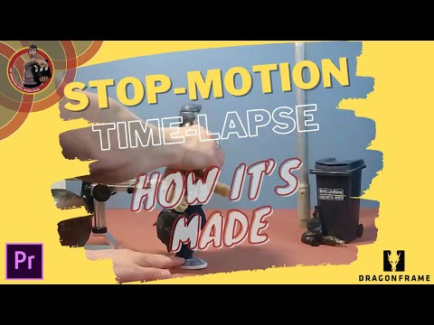 How to make a Time Lapse Video for Stop Motion