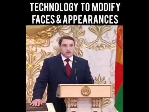 Technology for to modify faces and appearance.