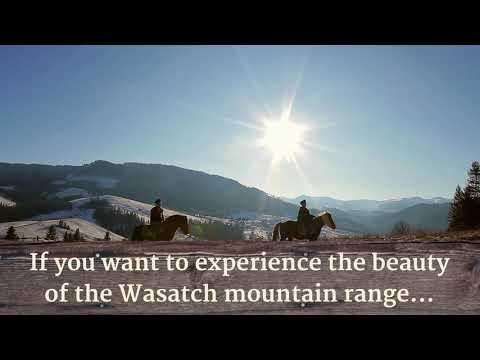 Horseback Riding Guides Utah