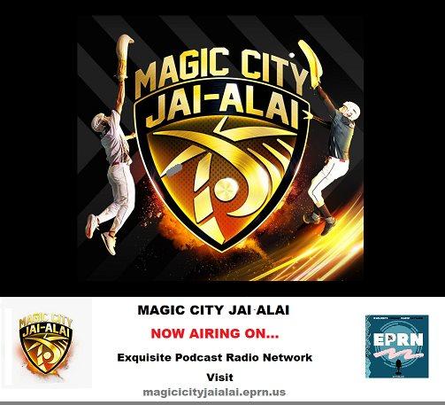 Magic City Jai Alai Season 2021 BEGINS TODAY!