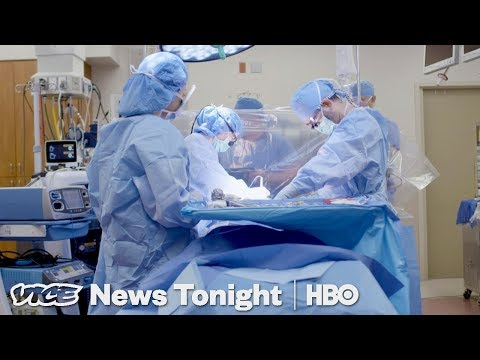 Opioid Organs & Ann Coulter On Trump's Wall: VICE News Tonight Full Episode (HBO)