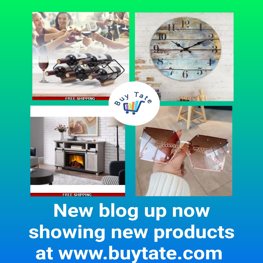 New Products Here (Buy Tate)