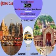 Lucknow to Varanasi Taxi-Chiku Cab
