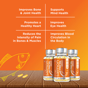For Healthy Heart Use Fish Oil Supplements