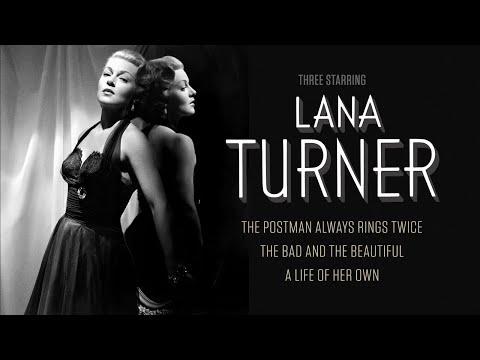 Three Starring Lana Turner - Criterion Channel Teaser