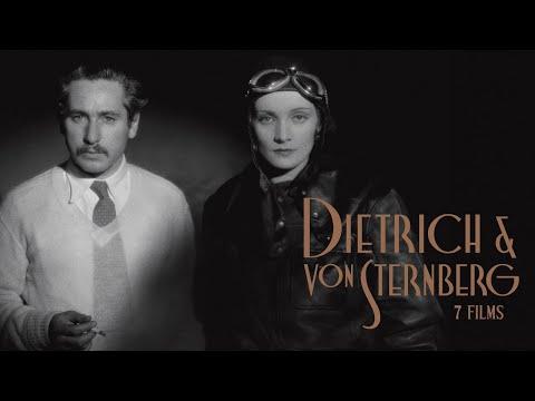 Marlene Dietrich and Josef von Sternberg - Criterion Channel Teaser