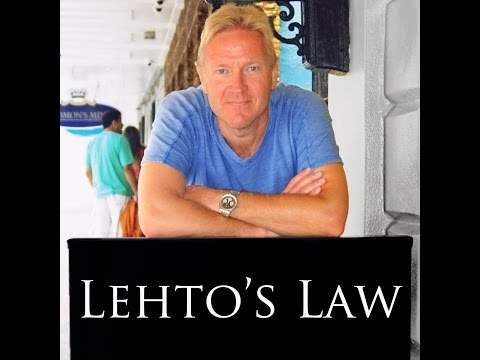 Don't Buy A New RV! - Lehto's Law Ep. 45