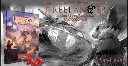 Freelancer: Skies Over Tolindia Roleplaying Game
