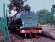 Alexandra Palace miniature railway
