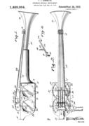 Weird Instrument Patents